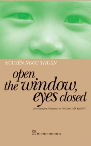 OPEN THE WINDOW EYES CLOSED