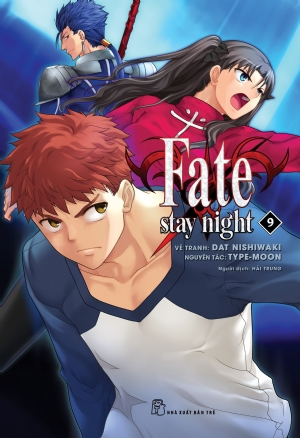 FATE STAY NIGHT - TẬP 09