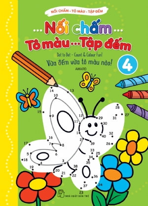 Dot to Dot – Count to 10